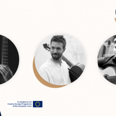 EuroStrings Winners - Jesse Flowers, Nicolas Kahn and Mateusz Kowalski Facebook