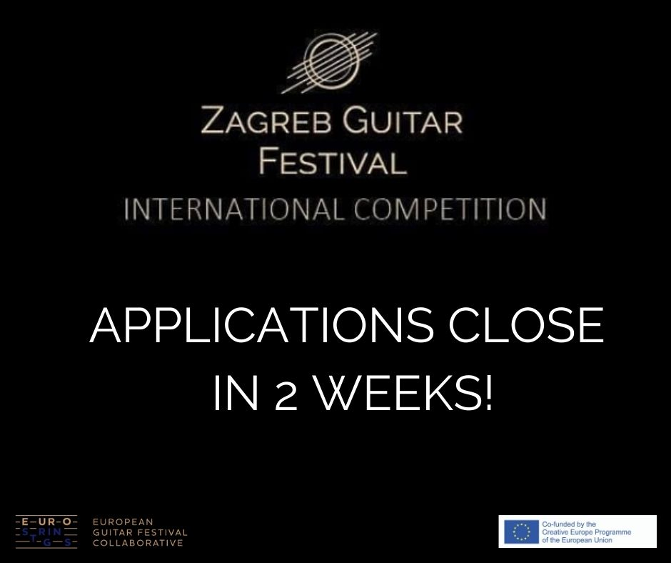 APPLICATIONS CLOSE IN 20 DAYS!