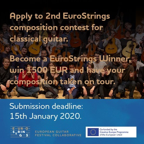 Eurostrings Composition Competition - Contest