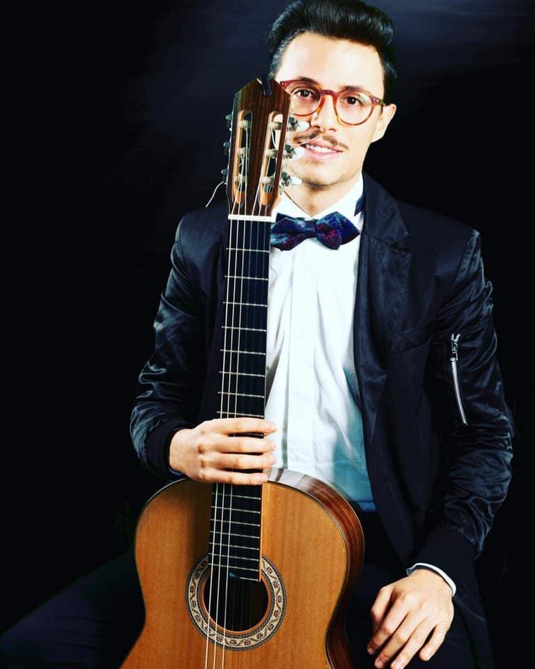 Nino D'Amico 2019 EuroStrings Artist