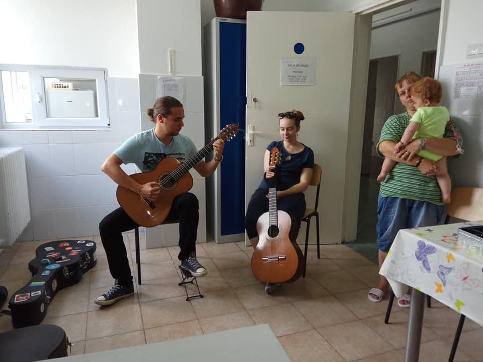 Sharing music, 14th Harmonia, 2019