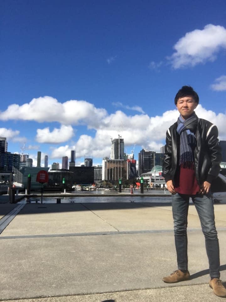 Yuki Saito, Melbourne 2019