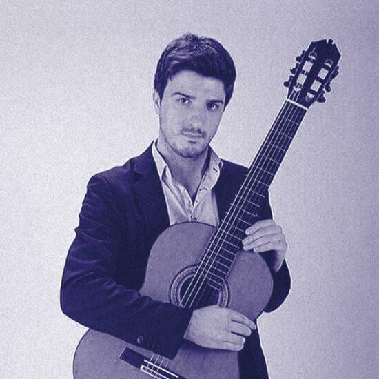 Domenico Savio Mottola guitarist-min