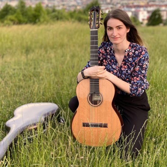 ES Scholarship Winner - Cosmina Costin